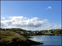 Scalpay harbour